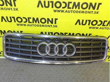 8H0853653 - Maska chladiča - Audi A4/S4 Cabriolet/quattro 2003 - 2006