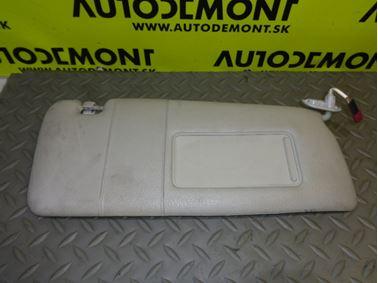Pravá clonka  - BMW E46 2000 320 d 2.0 Tdi 100 kW