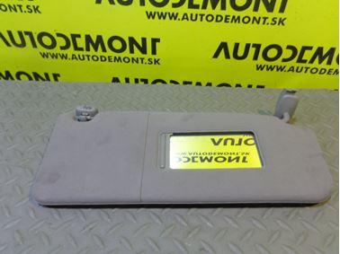 4B0857552 4B0857552A 4B0857552E - Pravá clonka - Audi