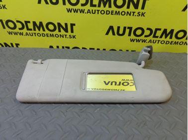 3B0857552 3B0857552A 3B0857552B - Pravá clonka - VW Škoda Seat