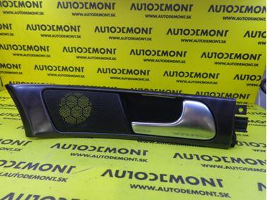 Pravá predná vnútorná kľučka 4B1837020K - Audi A6 C5 4B 2003 Avant Quattro 2.5 TDI 132 kW AKE