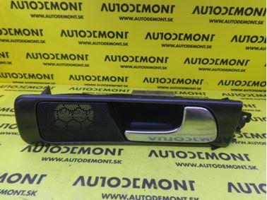 Pravá zadná vnútorná kľučka 4B0839020K - Audi A6 C5 4B 2003 Avant Quattro 2.5 TDI 132 kW AKE