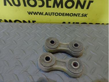 Tyčky zadného stabilizátora 8E0505465C 8E0505465D - Audi A6 C5 4B 2003 Avant Quattro 2.5 TDI 132 kW AKE