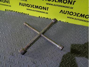 - Kľúč na kolesá originál Audi VW Škoda