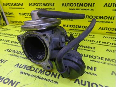 EGR ventil 038129637B 038131501M - Škoda Fabia 1 6Y 2002 Combi 1.9 Tdi 74 kW ATD EWT