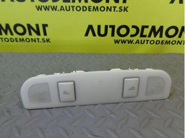 Interiérové svetlo 4F0947111 - Audi A6 C6 4F 2005 Sedan Quattro 3.0 TDI 165 kW BMK GZW