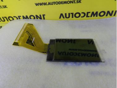 8D 8D0 - Nový Display Polodot Audi A4 1999 - 2001