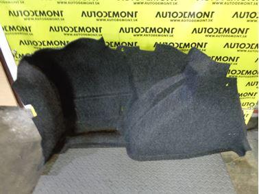 Ľavý kufrový tapacír 1U6867429E - Škoda Octavia 1 1U 2003 Laurin & Klement 1.8 T 110 kW AUM FDC