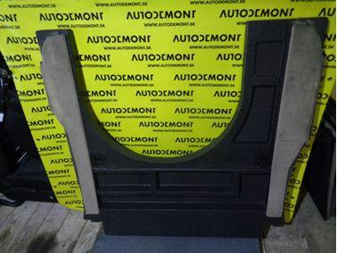 4B9863599H - Výplň podlahy do kufra - Audi A6 Avant 1998 - 2005