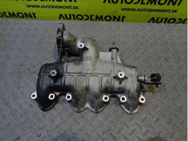 Sacie potrubie 038129713AP - Audi A4 B6 8E 2002 Avant 1.9 Tdi 74 kW AVB ENW