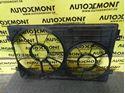 Držiak ventilátorov 1K0121207T - Škoda Octavia 2 1Z 2007 Sedan 1.9 Tdi 77 kW BXE JCR