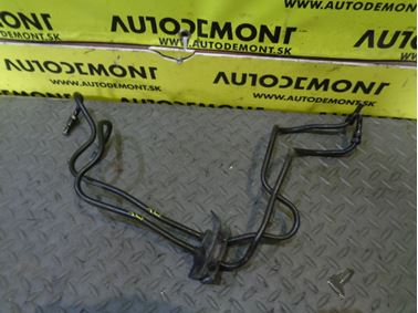 Brzdové trubky 4F1614705B 4F1614706C 4F0614769 - Audi A6 C6 4F 2006 Avant Quattro 3.0 TDI 165 kW BMK HKG