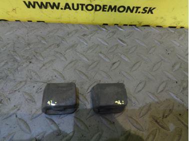 Silentbloky chladiča vody 4F0121276 - Audi A6 C6 4F 2005 Sedan Quattro 3.0 TDI 165 kW BMK GZW