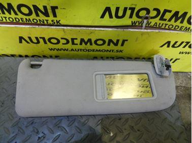Pravá clonka 4F0857552 - Audi A6 C6 4F 2005 Sedan Quattro 3.0 TDI 165 kW BMK GZW