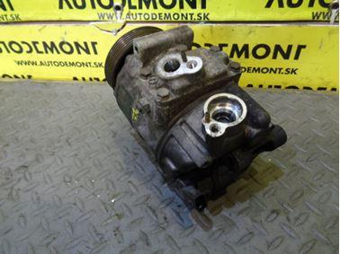 Kompresor klimatizácie 1K0820803Q - Volkswagen VW Passat B6 3C0 2006 Variant 2.0 Tdi 103 kW BKP HDV