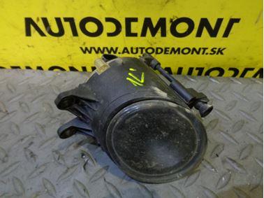 Ľavá hmlovka 8E0941699B 8E0941699 - Audi A4 B6 8E 2002 Avant Quattro 2.5 TDI 132 kW AKE FTM