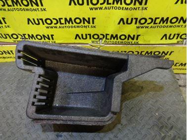 4B9864897A - Odkladací box - Audi A6 Avant 1998 - 2005