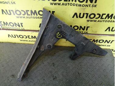 Pravý držiak zadného nárazníka 4F9807454 - Audi A6 C6 4F 2006 Avant Quattro S - Line 3.0 TDI 165 kW BMK HKG