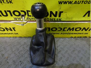 Hlavica s manžetou radiacej páky 8E0 8E - Audi A4 B6 8E 2002 Avant Quattro 2.5 TDI 132 kW AKE FTM