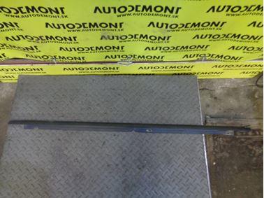 Ľavé predné tesnenie okna 4F0837477 4F0837477A - Audi A6 C6 4F 2008 Allroad Avant Quattro 3.0 Tdi 171 kW ASB KHC