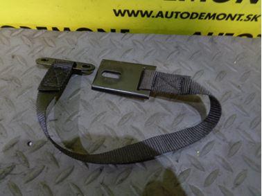 Držiak baterky 4F0867749A - Audi A6 C6 4F 2008 Allroad Avant Quattro 3.0 Tdi 171 kW ASB KHC