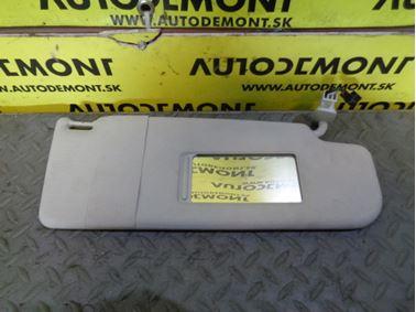 Pravá clonka 3B0857552AK 3B0857552R - Škoda Superb 1 3U 2006 Sedan Edition 100 2.5 Tdi 120 kW BDG FAD