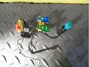 Elektroinštalácia - kabeláž volantového airbagu 3D0971582T - Volkswagen VW Phaeton 3D 2003 Sedan 3.2 177 kW AYT GDE