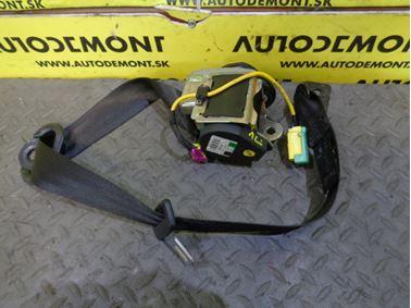 Pravý zadný bezpečnostný pás 3D0857806J - Volkswagen VW Phaeton 3D 2003 Sedan 3.2 177 kW AYT GDE