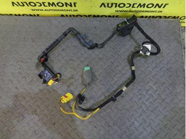 Elektroinštalácia - kabeláž výškovo nastaviteľného volantu 3D0972072AE - Volkswagen VW Phaeton 3D 2003 Sedan 3.2 177 kW AYT GDE