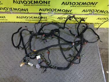 Elektroinštalácia - kabeláž klimatizácie 3D1971051AJ - Volkswagen VW Phaeton 3D 2003 Sedan 3.2 177 kW AYT GDE