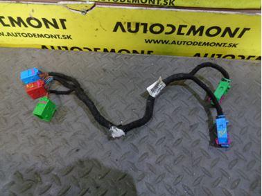 Elektroinštalácia - kabeláž pre prístrojový panel - budíky 3D1971051AB - Volkswagen VW Phaeton 3D 2003 Sedan 3.2 177 kW AYT GDE