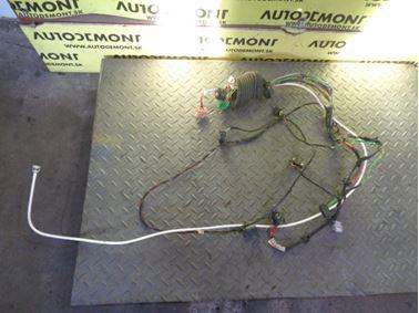 Elektroinštalácia - kabeláž pravých predných dverí 8D1971663AM 8D1971807CR 8D1972235C 8D1971733AF - Audi A4 B5 8D 2000 Avant 1.9 Tdi 85 kW AJM DUK