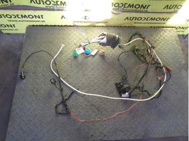 Elektroinštalácia - kabeláž ľavých predných dverí 8D1971663AL 8D1971733AE 8D1972235B 8D1971807CQ - Audi A4 B5 8D 2000 Avant 1.9 Tdi 85 kW AJM DUK