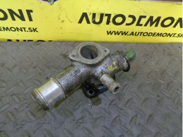 Vodná trubka 038121133A - Audi A4 B5 8D 2000 Avant 1.9 Tdi 85 kW AJM DUK