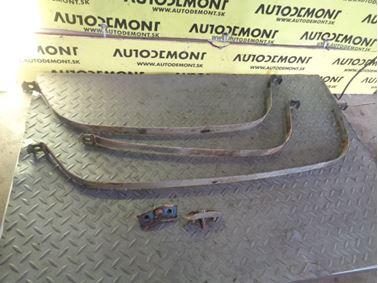 Držiaky palivovej nádrže 8D0201653B 8D0201654T 8D0201654C 8D0201661 - Audi A4 B5 8D 2000 Avant 1.9 Tdi 85 kW AJM DUK