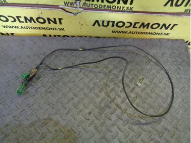 Elektroinštalácia - kabeláž elektromagnetickej spojky kompresora klimatizácie 8D1971725B - Audi A4 B5 8D 2000 Avant 1.9 Tdi 85 kW AJM DUK
