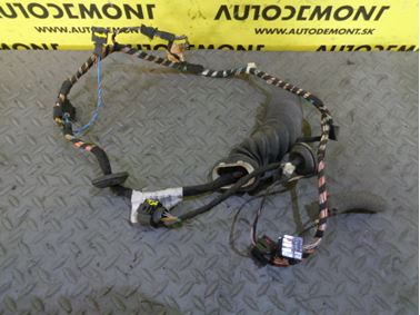 Elektroinštalácia - kabeláž pravých predných dverí 6Q0971120 6Y0971120AA - Škoda Fabia 1 6Y 2002 Combi 1.9 Sdi 47 kW ASY