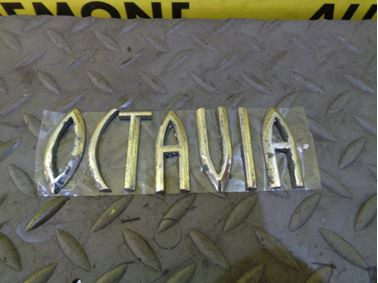 1U0853687N - Nápis Octavia - Škoda Octavia I 2001 - 2011