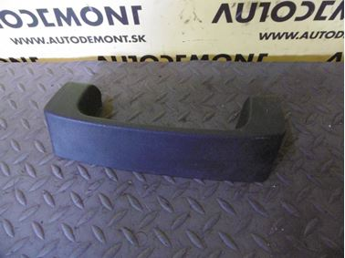 Horný kryt za volantom 4B1858345 4B1858345A - Audi A6 C5 4B 2003 Allroad Avant Quattro 2.5 TDI 132 kW AKE EYJ