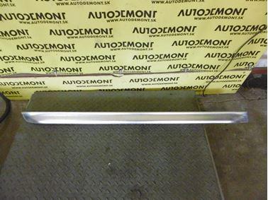Ľavá predná lišta dverí 4Z7853959A - Audi A6 C5 4B 2003 Allroad Avant Quattro 2.5 TDI 132 kW AKE EYJ