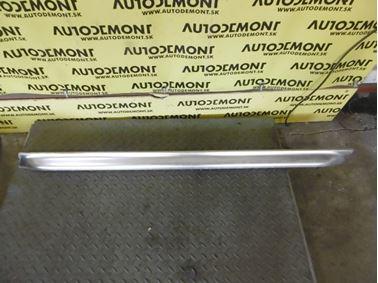 Pravá predná lišta dverí 4Z7853960D - Audi A6 C5 4B 2003 Allroad Avant Quattro 2.5 TDI 132 kW AKE EYJ