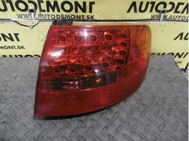 4F9945096H - Pravé zadné svetlo - Audi A6 Avant 2005 - 2008 A6 Allroad 2007 - 2011