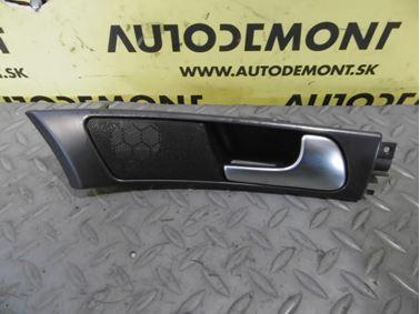 Pravá predná vnútorná kľučka 4B1837020 - Audi A6 C5 4B 2003 Allroad Avant Quattro 2.5 TDI 132 kW AKE EYJ