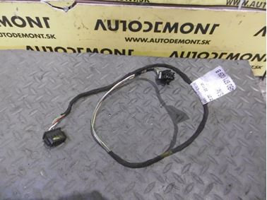 Elektroinštalácia - kabeláž pravých - ľavých predných dverí 4B0971029B - Audi A6 C5 4B 2003 Allroad Avant Quattro 2.5 TDI 132 kW AKE EYJ