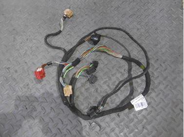 Elektroinštalácia - kabeláž ľavých predných dverí 4B0971029E - Audi A6 C5 4B 2003 Allroad Avant Quattro 2.5 TDI 132 kW AKE EYJ