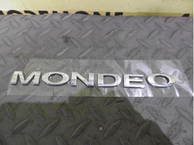 Nápis Mondeo  - Ford Mondeo MK3 2002 5 dv. hatchback 2.0 TDDi 85 kW