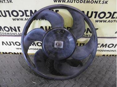 Ventilátor chladičov 4569632 5151014 0130303012 487022304 - Ford Mondeo MK3 2001 Turnier Ghia 2.0 TDDi 85 kW