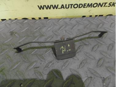 Prídržná pružina predného strmeňa 4F0615269 - Audi A6 C6 4F 2006 Avant Quattro 3.0 TDI 165 kW BMK HKG
