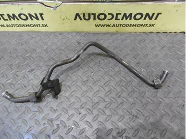 Vedenie oleja tlakové 4F0317821P - Audi A6 C6 4F 2008 Avant Quattro S - Line 3.0 Tdi 171 kW ASB KGX
