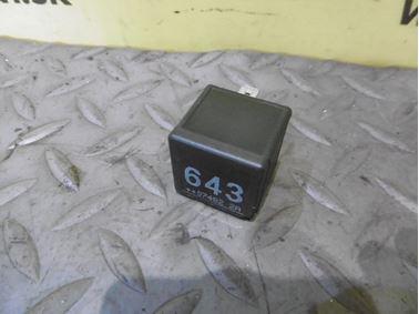 Relé pracovného kontaktu 8K0951253 643 - Audi A6 C6 4F 2008 Avant Quattro S - Line 3.0 Tdi 171 kW ASB KGX